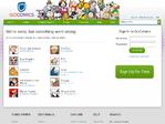 GoComics outage screenshot taken on 11/19/2014 10:34:47