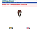 AnimeNewsNetwork outage screenshot taken on 12/04/2017 04:12:10