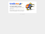 TradeMe outage screenshot taken on 10/30/2015 06:01:22