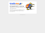 TradeMe outage screenshot taken on 02/19/2016 05:01:19
