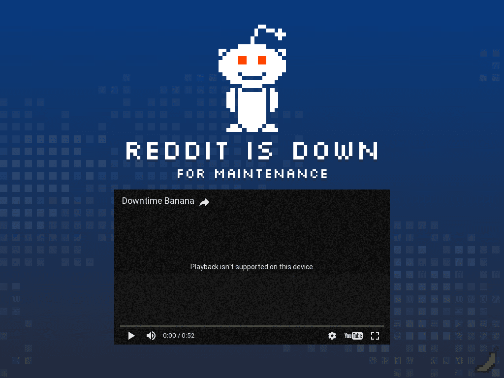 Reddit down? Current status and outage history