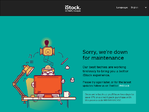 iStockphoto outage screenshot taken on 01/15/2016 18:20:34