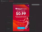 iHeartRadio outage screenshot taken on 07/20/2017 13:02:54