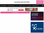 MadameNoire outage screenshot taken on 10/13/2017 13:36:13