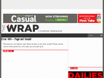 TheWrap outage screenshot taken on 11/25/2015 12:33:30
