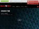 Rooster Teeth outage screenshot taken on 10/22/2016 07:57:03